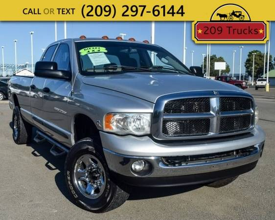 Photo 2004 Dodge Ram 3500 SLT - $18,995 (_Dodge_ _Ram 3500_ _Truck_)