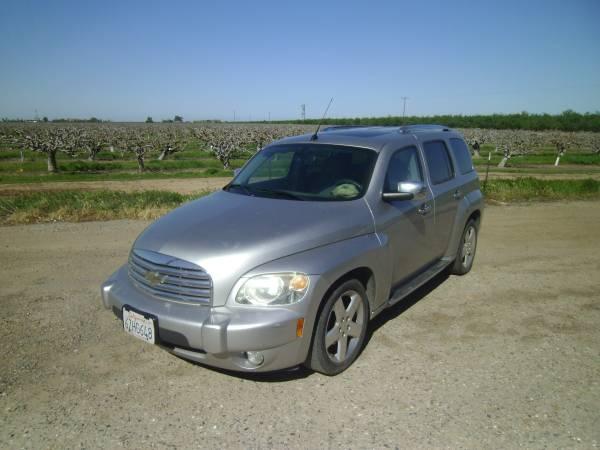 Photo 2006 chevy HHR loaded runs great - $2500 (merced ca)