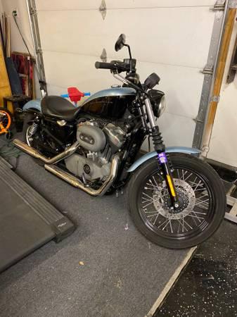 Photo 2007 Harley nightster - $6,000 (Merced)