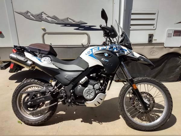 Photo 2013 BMW GS 650 Sertao - $5,000 (Fresno)