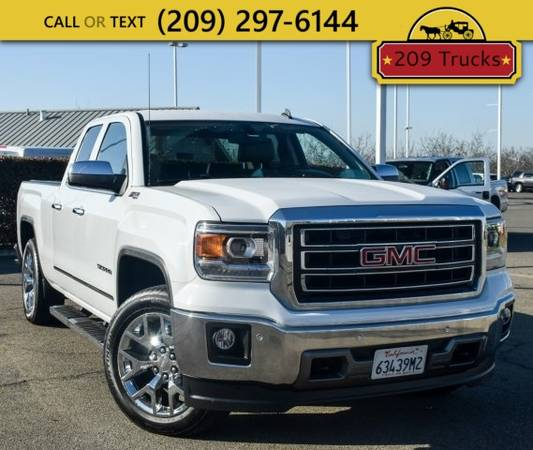 Photo 2014 GMC Sierra 1500 SLT - $24818 (_GMC_ _Sierra 1500_ _Truck_)