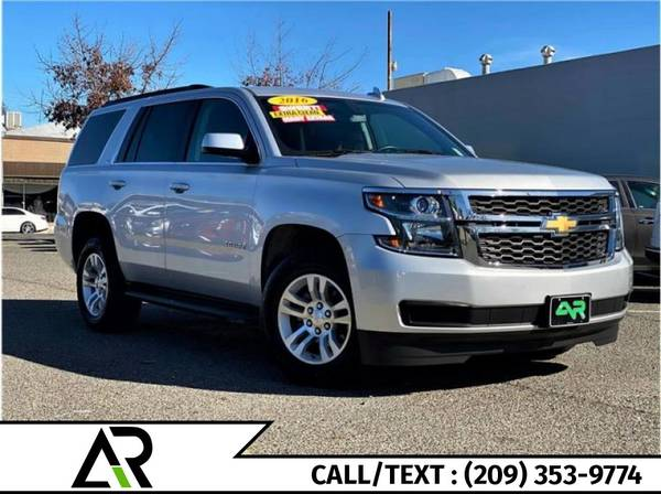 Photo 2016 Chevrolet Chevy Tahoe LS Sport Utility 4D Biggest Sale Starts Now (All Credits Welcome)