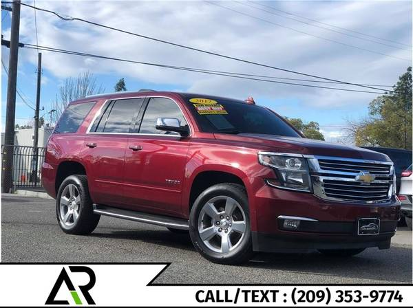 Photo 2017 Chevrolet Chevy Tahoe Premier Sport Utility 4D Biggest Sale Start (All Credits Welcome)