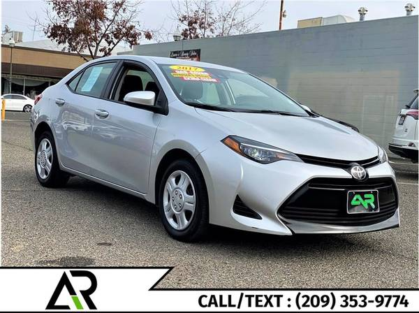 Photo 2017 Toyota Corolla LE Sedan 4D Biggest Sale Starts Now (All Credits Welcome)