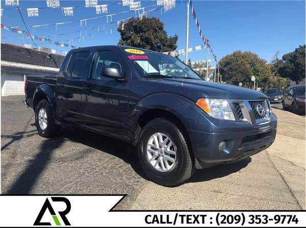 Photo 2019 Nissan Frontier Crew Cab SV Pickup 4D 5 ft Biggest Sale Starts No (All Credits Welcome)