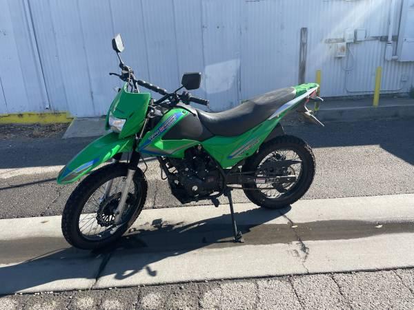 Photo 2021 dualsport 250cc - $1,600 (Los Banos)