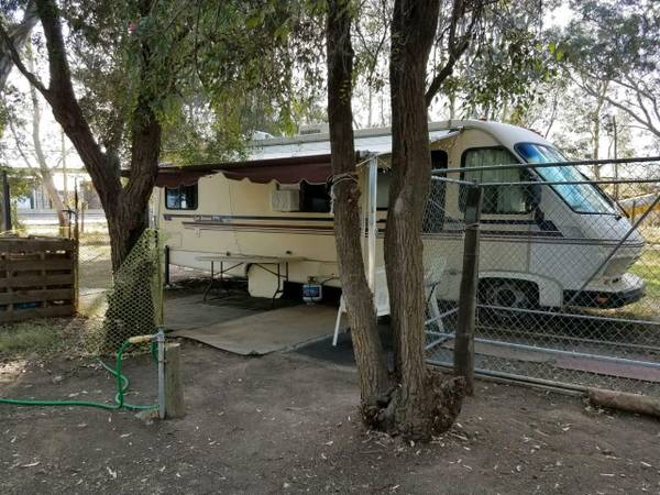 Photo 27ft RV for sale as is - $2,499 (LOS BANOS)