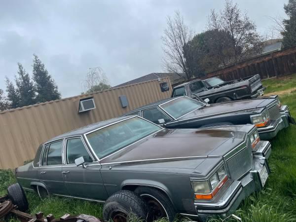 Photo Cadillac Fleetwood - $2,500 (Los banos)