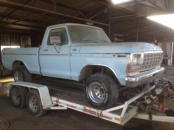 Photo Ford Parts Truck Wanted (Madera)