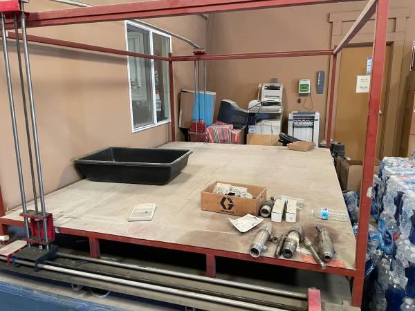 Photo Hot Wire CNC Foam Cutting Machine - $4,500 (Los Banos)