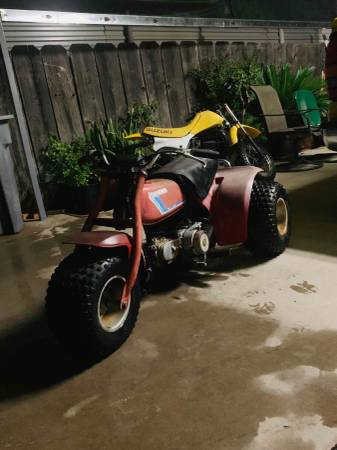Photo I AM Wanted honda atc 70 part NOT FOR SALE - $100 (Winton)