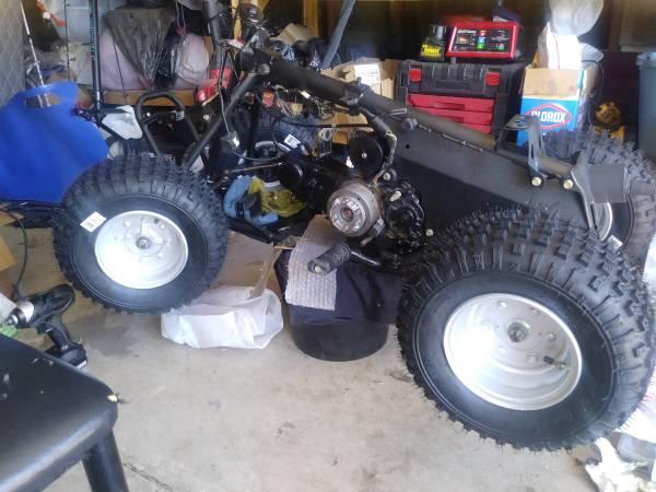 Photo I am looking for atv. Dirt bike atc - $100 (Winton)