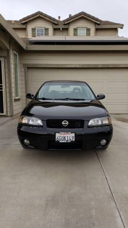 Photo NISSAN SENTRA SE-R SPEC V - $5,000 (Merced)