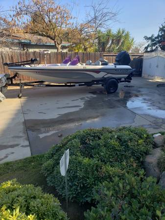Photo Nitro Bass Boat 2008 Super Clean - $13,500 (Atwater)