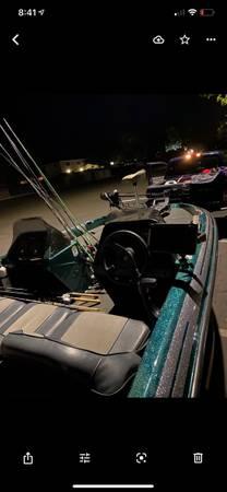 Photo Nitro bass boat - $9,500 (Merced)