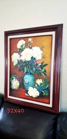 Photo Oil painting shop - $260 (Merced, CA)
