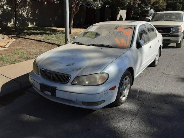Photo PARTING OUT 2001 INFINITI I30 AUTO PARTS - $1 (Rancho Cordova)