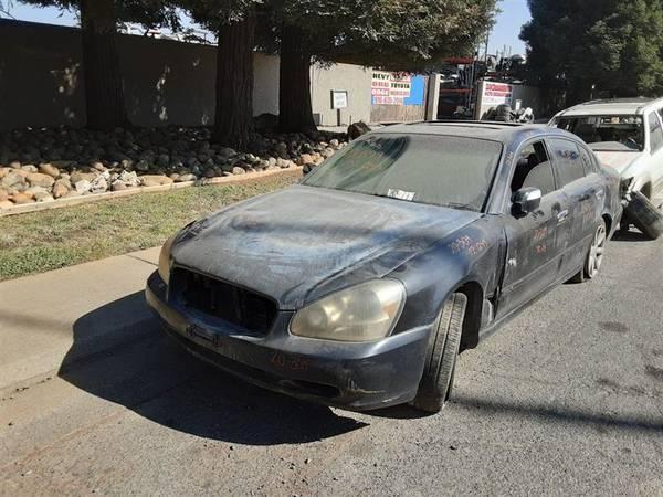 Photo PARTING OUT 2002 INFINITI Q45 AUTO PARTS 4.5L V8 - $1 (Rancho Cordova)
