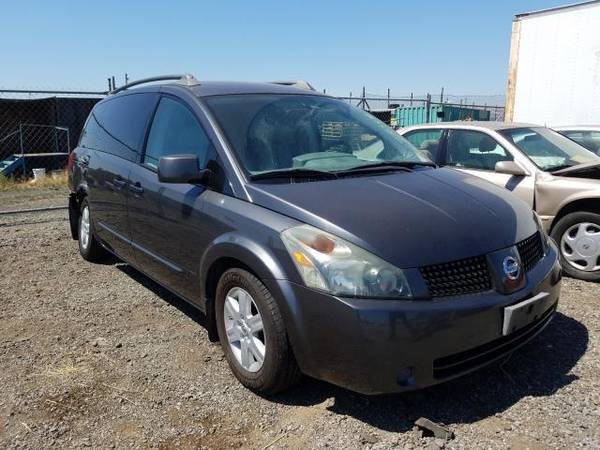 Photo PARTING OUT 2004 NISSAN QUEST  AUTO PARTS  - $1 (Rancho Cordova)