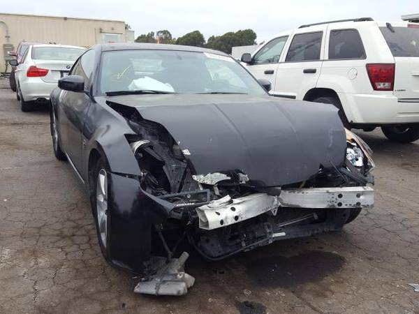 Photo PARTING OUT 2005 NISSAN 350Z  AUTO PARTS  - $1 (Rancho Cordova)