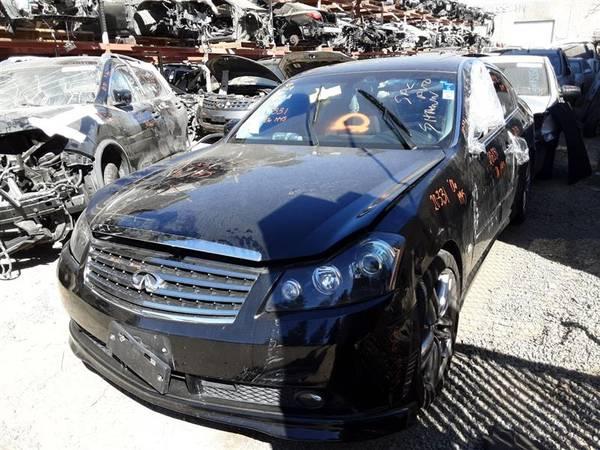 Photo PARTING OUT 2006 INFINITI M45 4.5L V8 AUTO PARTS - $1 (Rancho Cordova)
