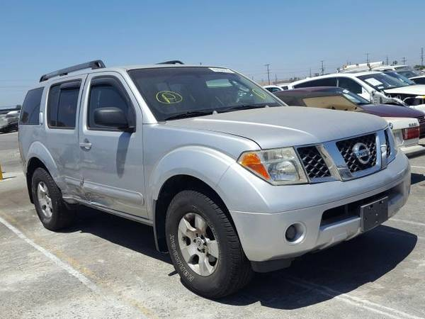 Photo PARTING OUT 2006 NISSAN PATHFINDER  AUTO PARTS  - $1 (Rancho Cordova)