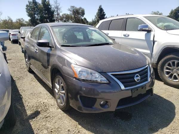 Photo PARTING OUT 2014 NISSAN SENTRA  AUTO PARTS - $1 (Rancho Cordova)