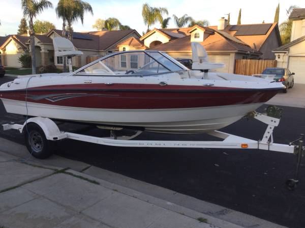 Photo Selling my 09 Bayliner with 4.3 eng V6 at the spot today - $1 (Clovis)