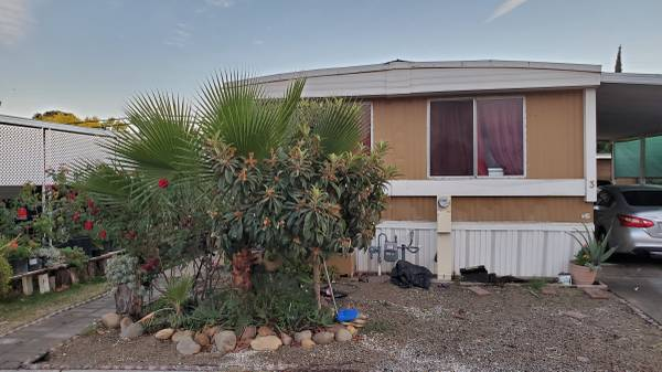 Photo double wide mobile home for sale (Merced ca)