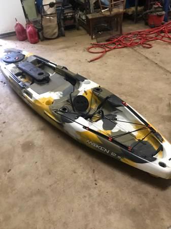 Photo kayak ocean o big lake mokein - $500 (Mariposa)