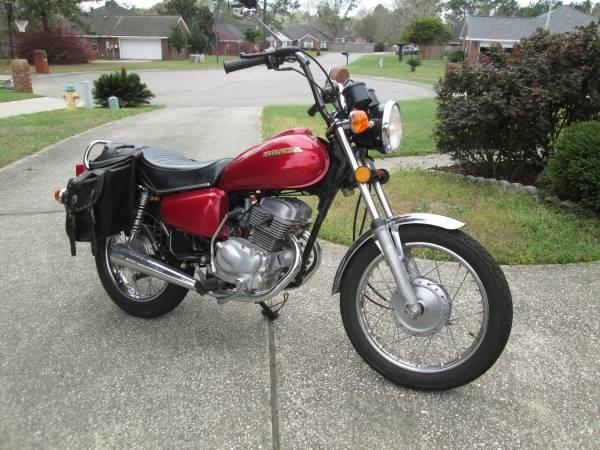 Photo 1981 Honda CM200 - $1,980 (west Mobile)