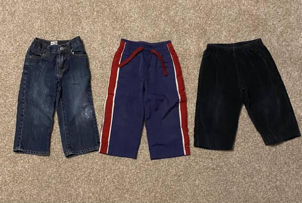 Photo FREE 18-24 Month (Boy) pants-Fair Condition (Long Beach, MS)