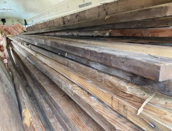 Photo Lumber Sale 2x4s and 2x6s Sat-Sun (1500 28th street at 15th ave Gulfport)