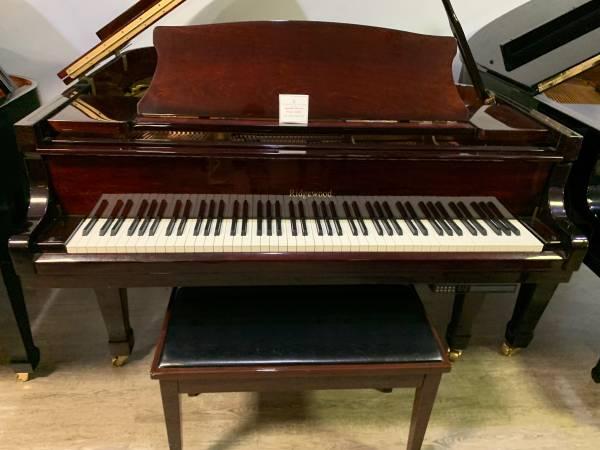 Photo Ridgewood Baby grand Player Piano $6500 or $60mo - $60 (Pearl)