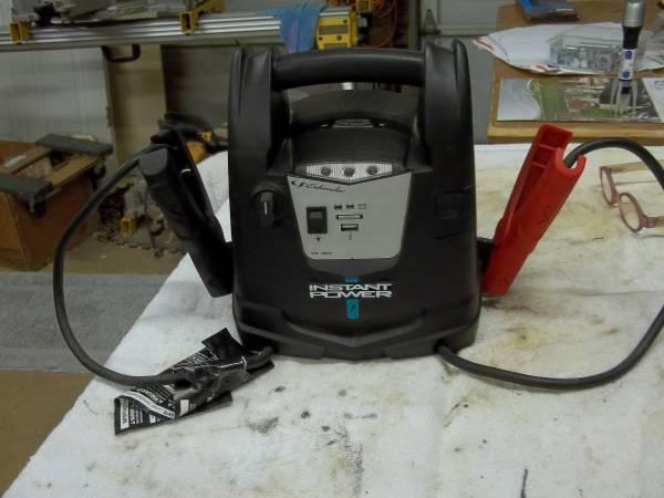 Photo Schumacher Instant Power - $40 (Ocean Springs)