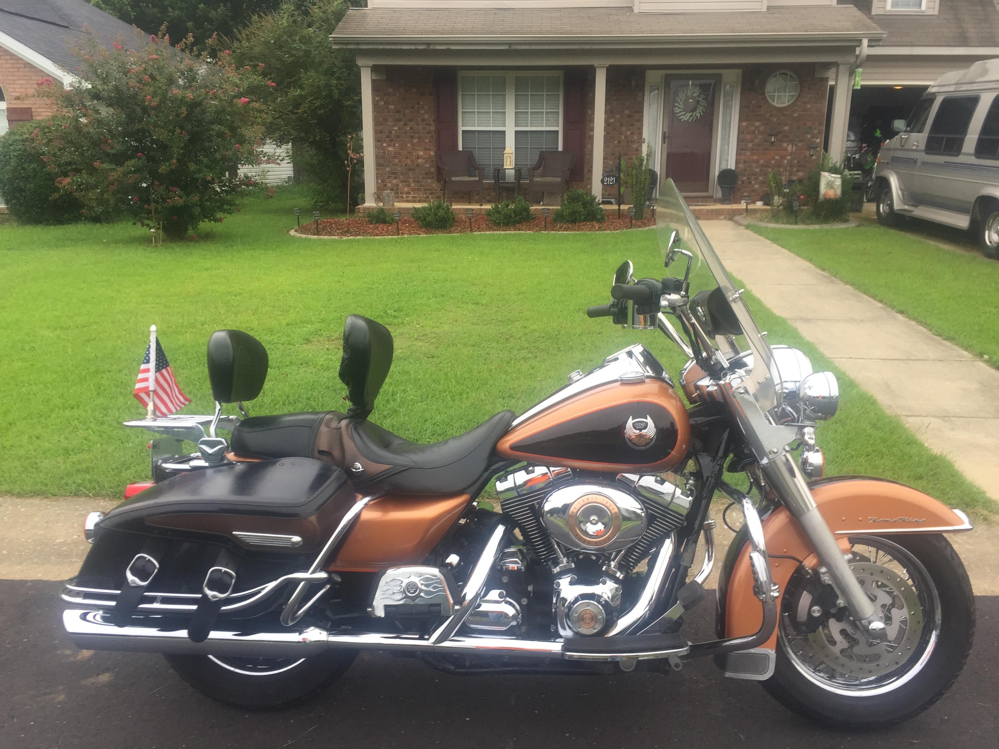 Photo 2008 Harley-Davidson ROAD KING ANNIVERSARY EDITION $7500