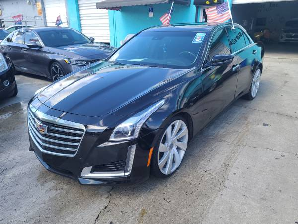 Photo 18 CADILLAC CTS BIGGEST BUY HERE PAY HERE IN FL NO GAMES NO BALLOONS - $1 (Hollywood)