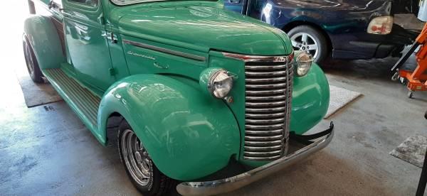 Photo 1939 Chevy Truck - $26500 (West Palm Beach)