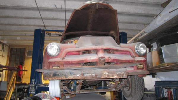 Photo 1954 Chevrolet Short Bed 3100 6 cyl original engine transmission - $9,500 (miami)