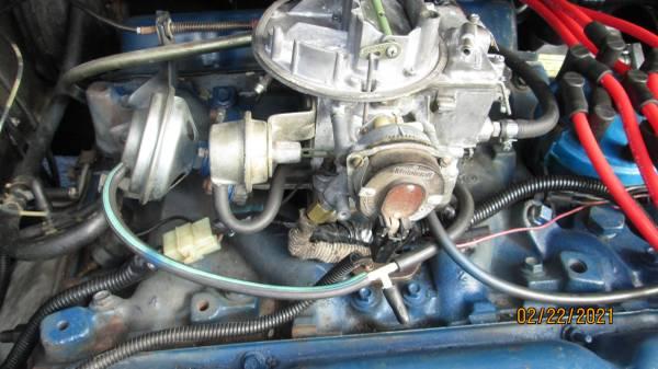Photo 1960-1990 FORD carburetor USED asking CHEAP, CHEAP - $39 (Pompano Beach)