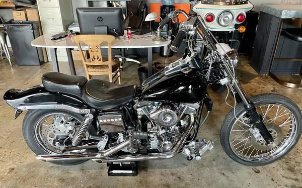 Photo 1981 Harley Davidson - $8,700 (Miami)