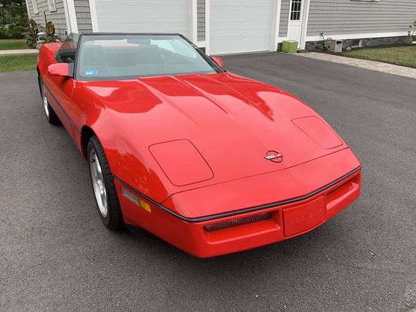 Photo 1988 Chevrolet Corvette - $8,999 (Delray)