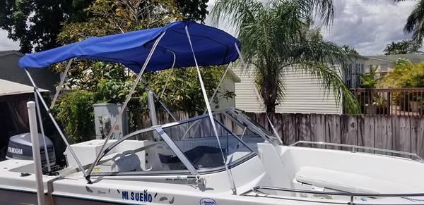 Photo 2000 2039 Pro-Sports Boat ,115 hp Yamaha outboard - $5500 (homestad)