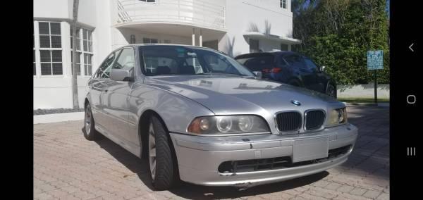 Photo 2003 BMW 525i - $2,750 (Miami Beach)
