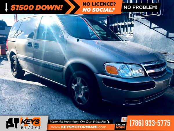 Photo 2003 Chevrolet Venture LS FOR ONLY $45mo - $45 (81 Nw 22th Ave, Miami, FL 33125)