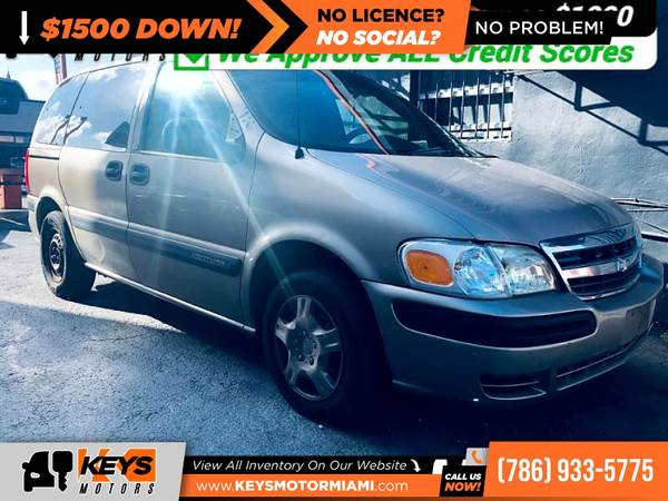 Photo 2003 Chevrolet Venture LS FOR ONLY - $45 (81 Nw 22th Ave, Miami, FL 33125)
