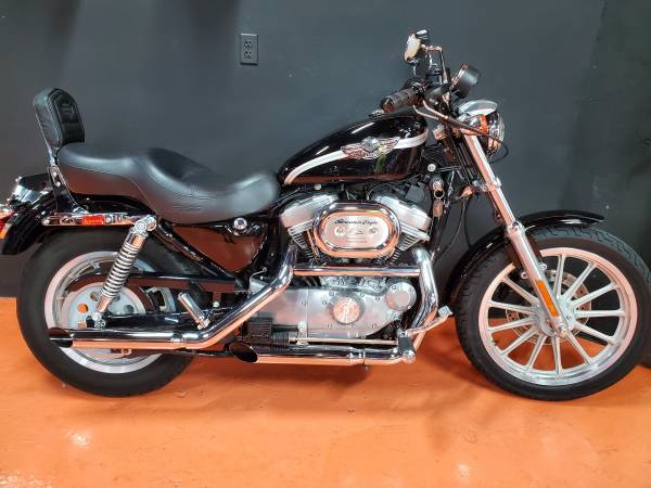 Photo 2003 HARLEY DAVIDSON XL 883 ANNIVERSARY - $3,950 (Miami)