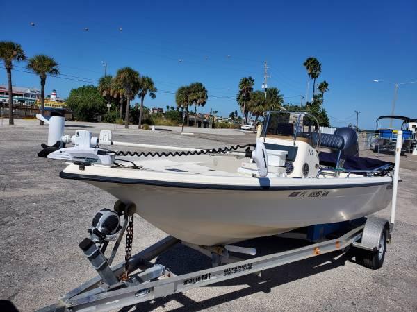 Photo 2004 Key West 196 Bay Reef 2015 Yamaha F150 4 stroke with Trailer - $24,900 (Treasure Island)