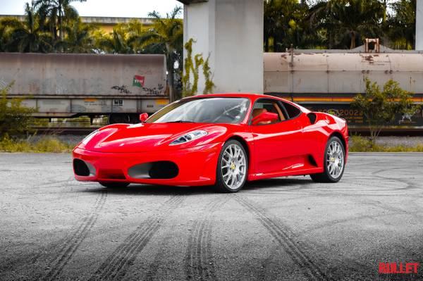 Photo 2005 Ferrari F430 Rosso RedTan Interior, 6-Speed Manual, 18k Miles - $175000 (Fort Lauderdale)