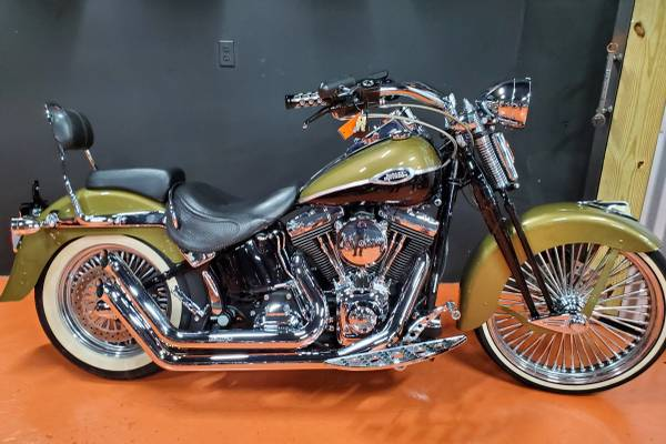 Photo 2007 HARLEY DAVIDSON SPRINGER SOFTAIL - $11,950 (Miami)